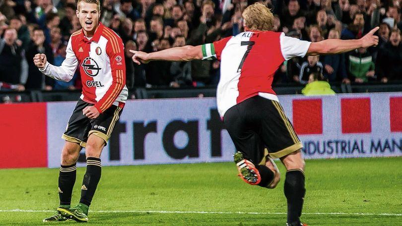 Nieuwkoop, il Feyenoord vola con un terzino baby
