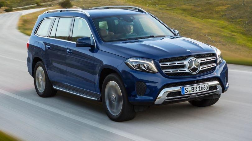 Mercedes GLS, ecco l'ammiraglia dei SUV