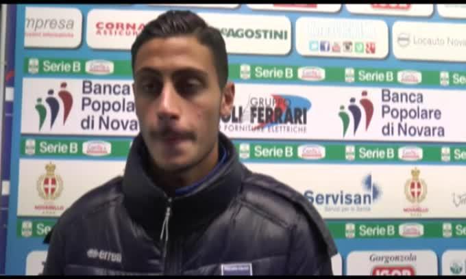 """Mandragora: """"Voglio fare bene con il Pescara. Il mio modello? Thiago Motta"""""""
