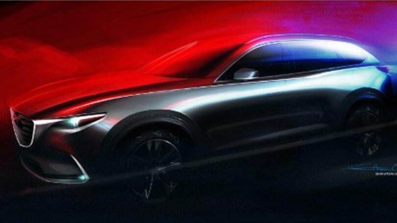 Mazda CX-9 il premium SUV debutta a Los Angeles