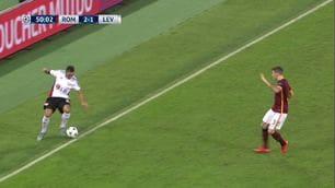 Bayer, dubbi sul gol del 2-1: la palla è uscita