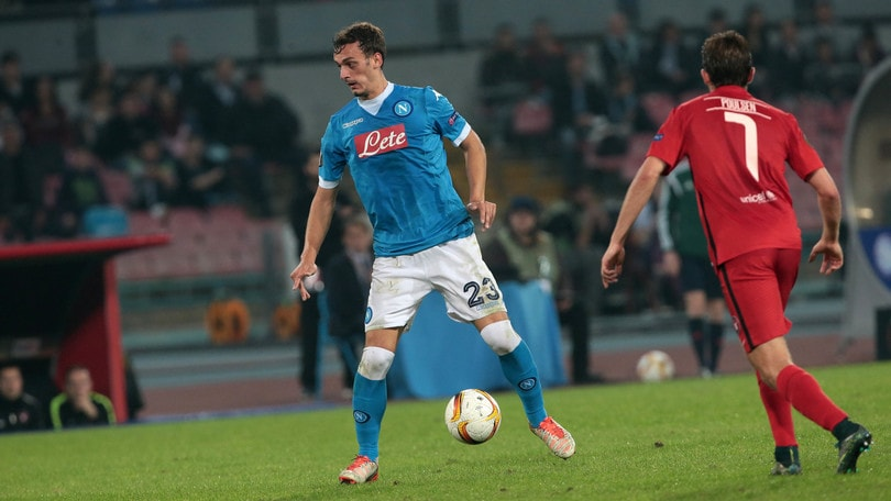 Serie A Napoli, Gabbiadini inizia col gruppo
