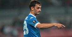 Serie A Napoli, lista anti-Inter: out Mertens-Gabbiadini