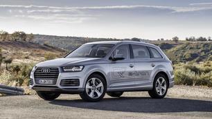 Audi Q7 e-tron, foto e prezzi del SUV ibrido