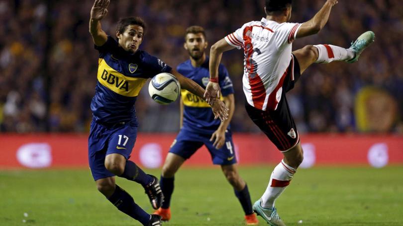 Meli, corsa e pressing nel Boca Juniors di Tevez