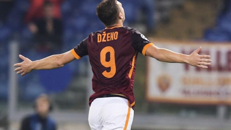 Derby Roma: Dzeko, Lulic e quella promessa fatta ad agosto