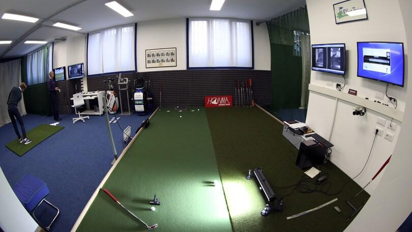 Blue Team Golf Academy, tecnologia e altre novità