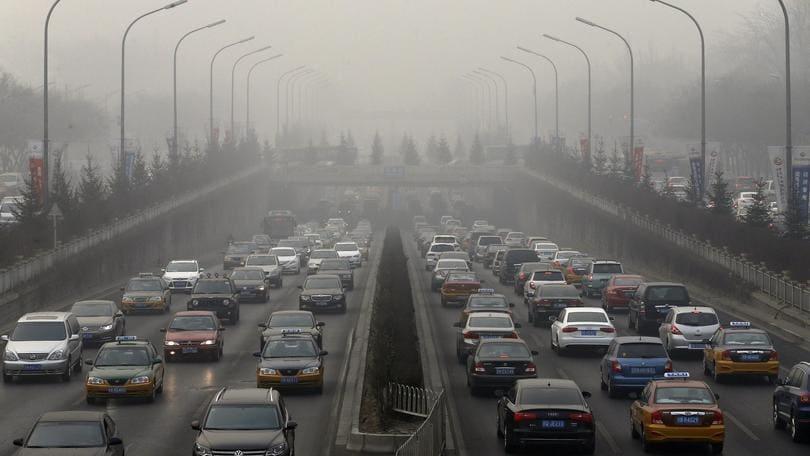 Nuovo record gas serra nel 2014