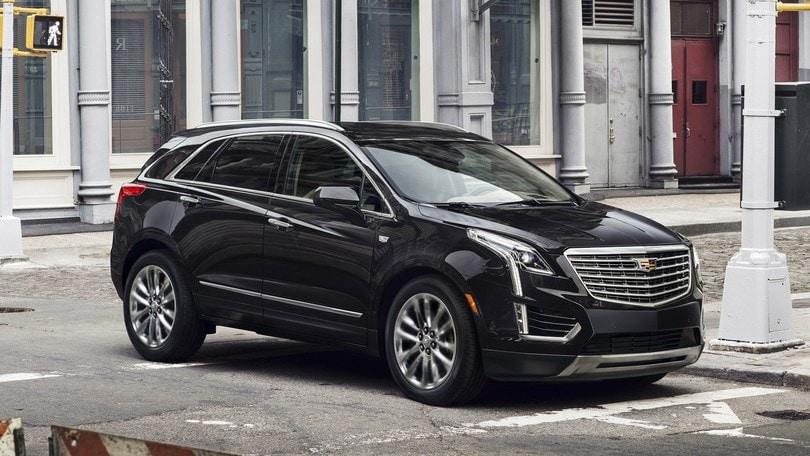 """Cadillac XT5, il SUV """"compatto"""" per l'Europa"""
