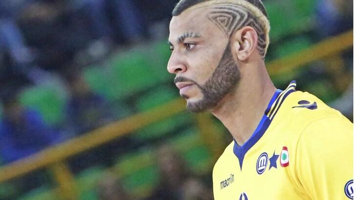 Modena Volley sospende Ngapeth, protagonista di un incidente
