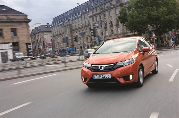 Honda Jazz, la prova su strada