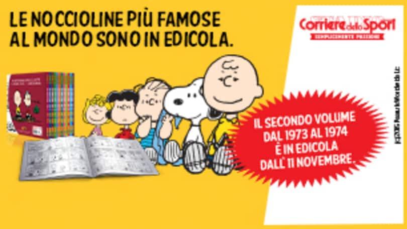 1973-1974 quando Snoopy cambiò il mondo