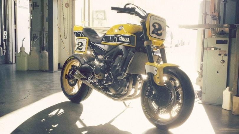 "Yamaha, la ""vespa"" di Kenny Roberts"