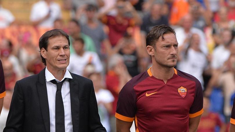 La Roma e il rientro di Totti