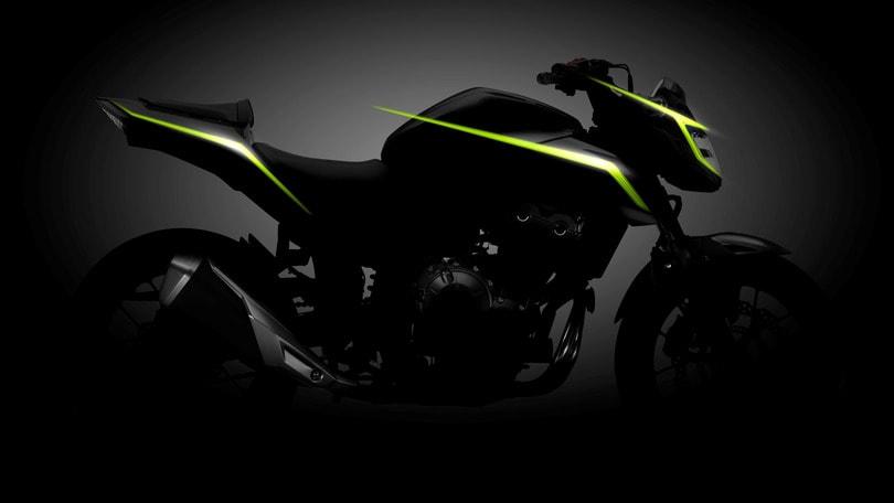 Honda CB500F: rinnovata per piacere