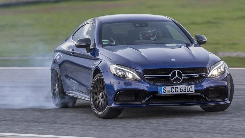 Mercedes Classe C Coupé, la media dal cuore sportivo