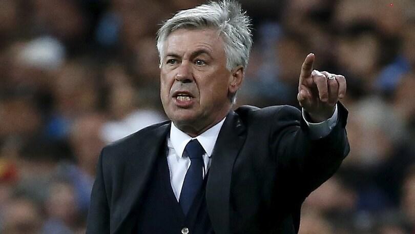 Italia, Ancelotti: «La Nazionale? Forse nel 2030...»