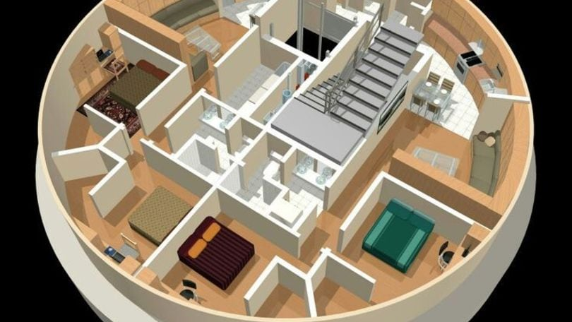 #Design Bunker d'oro