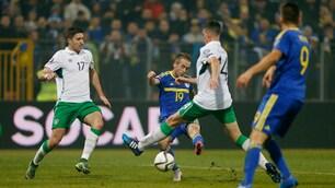 Euro 2016,Bosnia-Erzegovina-Irlanda: le emozioni del match