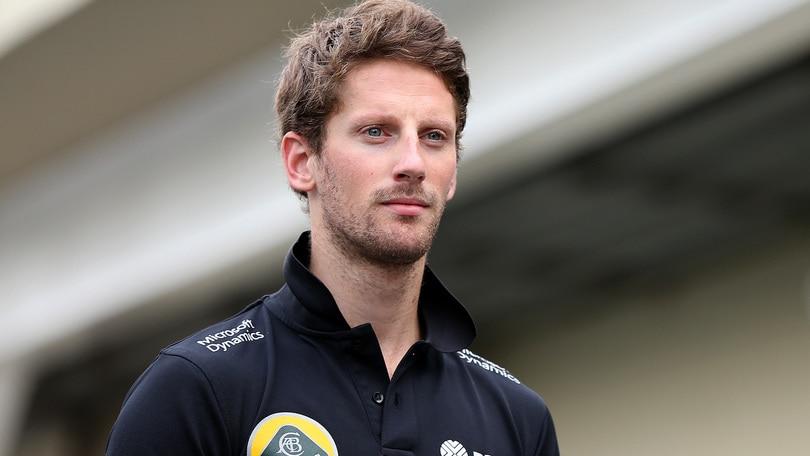 F1 Haas, Steiner: «Gutierrez 'raccomandato' da Grosjean»