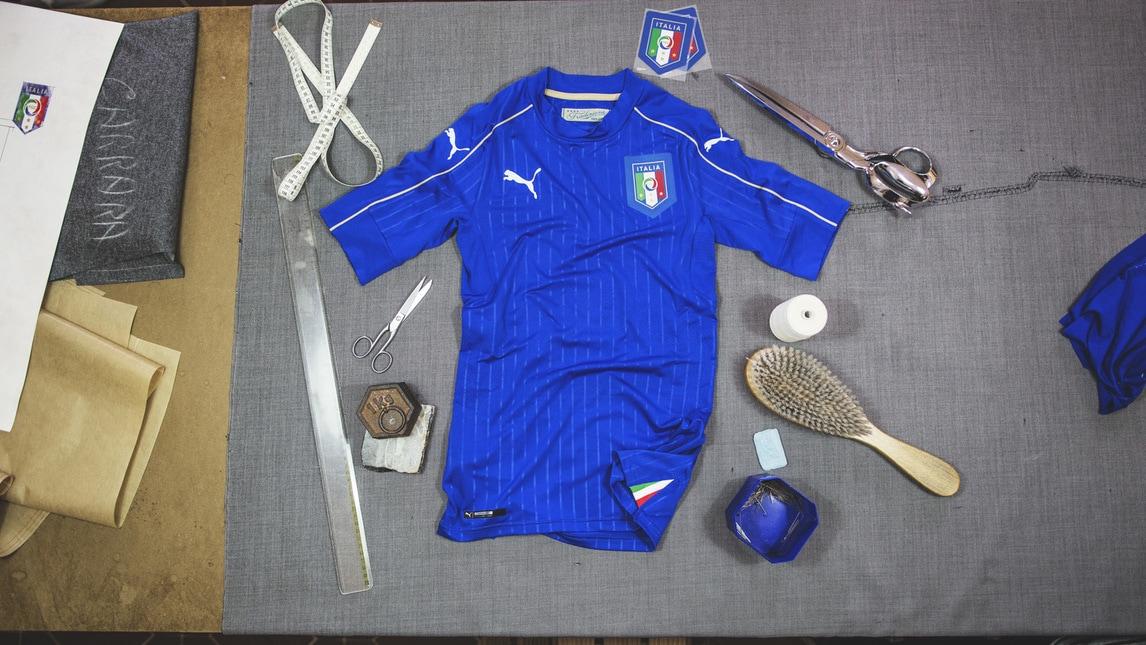 abbigliamento puma nazionale italiana