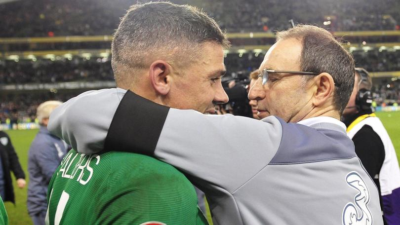 Walters trascina l'Irlanda all'Europeo
