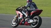 MotoGp, Aprilia in pista con il nuovo prototipo