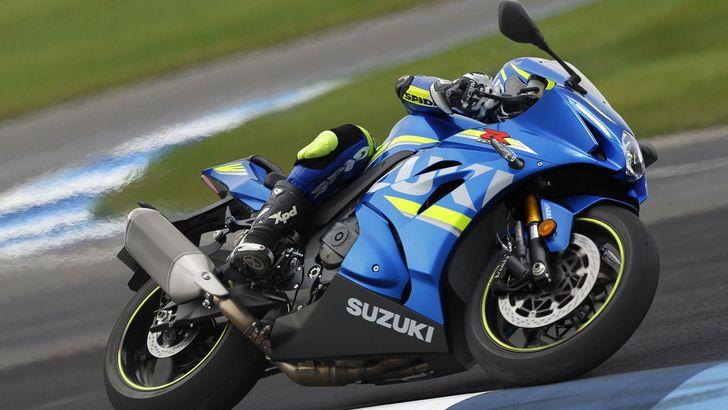 Eicma 2015, nuova Suzuki GSX-R 1000