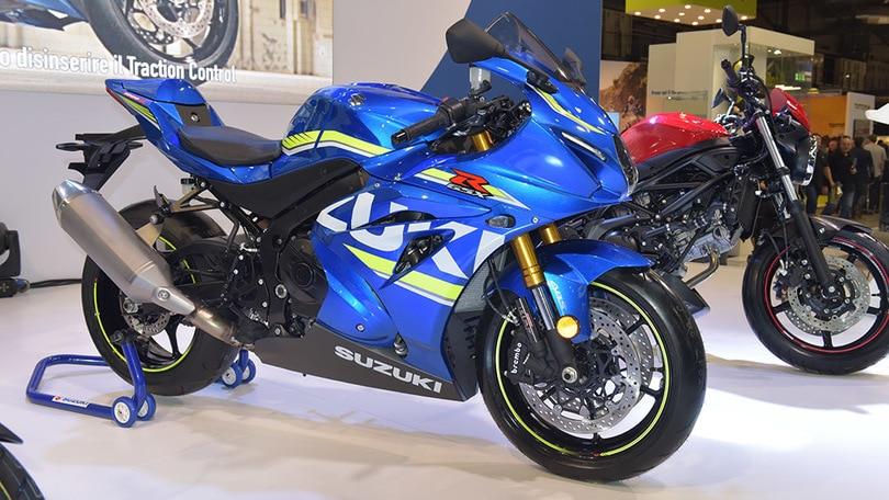 """Eicma 2015, Suzuki GSX-R 1000, la supersportiva """"facile"""""""