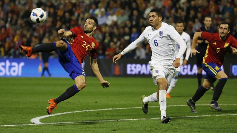 Mario Gaspar, gol in rovesciata: è il nuovo terzino della Spagna