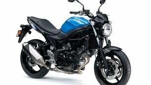 EICMA 2015: Suzuki SV 650, torna ed è più facile