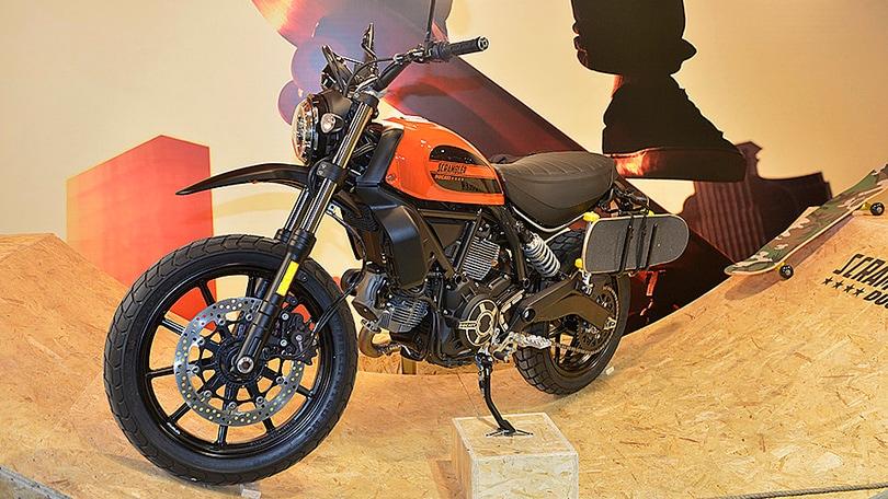 Ducati Scrambler Sixty2: ecco la 400 cc per i giovani