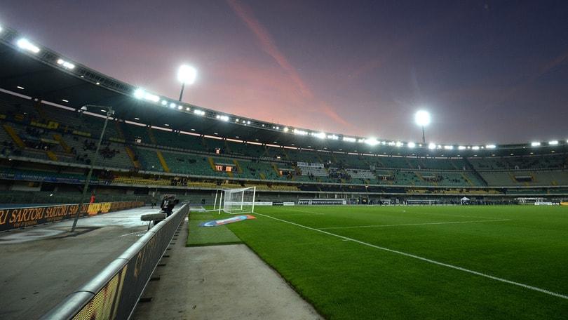 Serie A, Verona-Napoli ad alto rischio: controlli rafforzati al Bentegodi