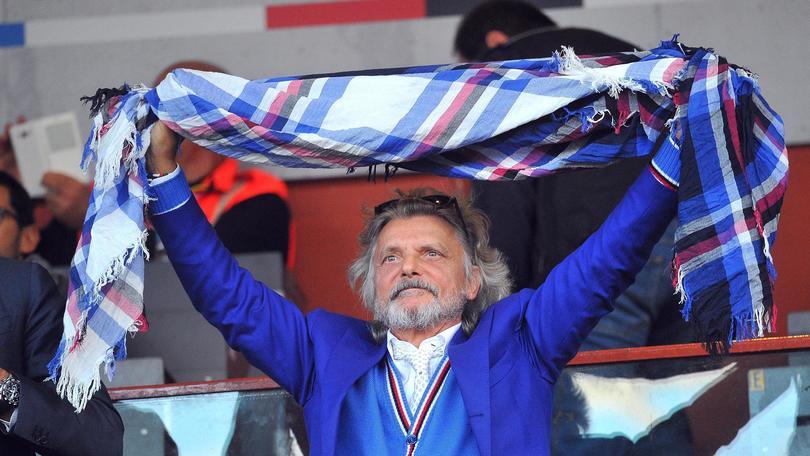 Calciomercato Sampdoria, Ferrero: «Soriano al Napoli? 15 milioni. Zuniga lo prenderei a gennaio»