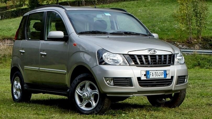 Mahindra Quanto, il mini-SUV da 11 mila euro