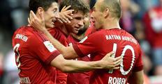 Bundesliga: Schalke-Bayern, in lavagna vola il «2»