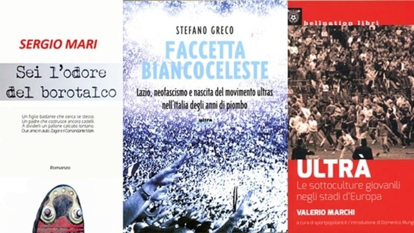 Un romanzo di Mari, ex calciatore, e due libri sul fenomeno Ultrà