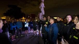We Run Roma, allenamento con Andrea Lalli