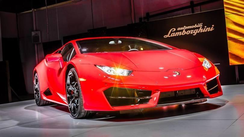 Lamborghini HuracanLP580-2, solo per puristi