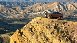 """SUV Mercedes, operazione """"Desert Storm"""""""