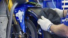 MotoGp, test Michelin: feedback positivi, il lavoro continua