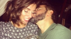 Max Biaggi annuncia la sua nuova storia d'amore su Twitter