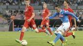 Europa League, Bruges-Napoli a porte chiuse