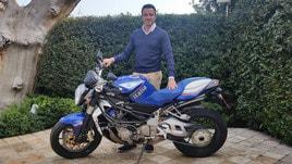 """Mv Agusta Brutale """"Italia"""": all'asta la regina del mondiale azzurro<br />"""