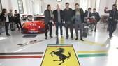 """McEnroe e Leconte: """"Ferrari è perfezione"""""""
