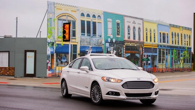 MCITY: la città finta per auto
