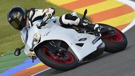 Ducati 959 Panigale: l'ho provata a Valencia