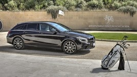 Mercedes CLA Shooting Brake 200 d
