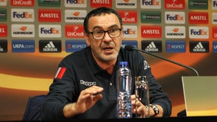 Europa League, Sarri: «Napoli, niente cali. A Bruges è un esame»