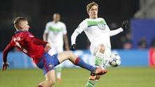 Champions League: Cska Mosca-Wolfsburg 0-2, russi eliminati